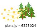 杉花粉 6323024