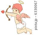 キューピッド 弓矢 エンジェルのイラスト 6330067