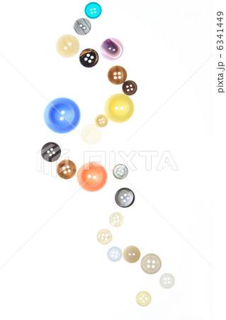 ボタンの写真素材 [6341449] - PIXTA