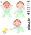 あかちゃん 乳児 赤ん坊のイラスト 6342446