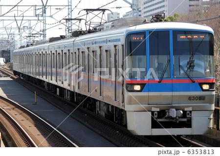 都営三田線 6300形電車 6353813