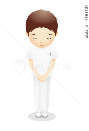 男性医療従事者イラストのイラスト素材 6363580 Pixta