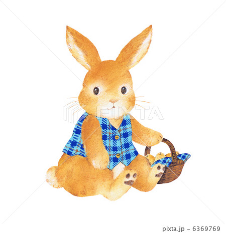 可愛いウサギ