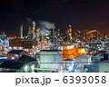川崎工場の夜景1 6393058