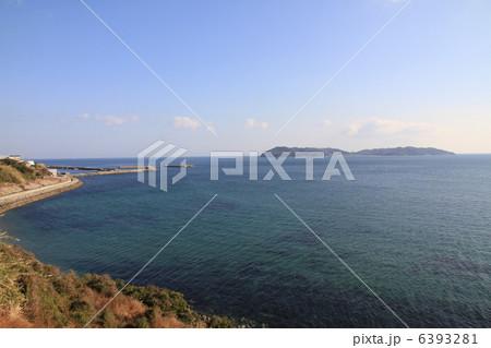 淡路島から見た沼島 6393281