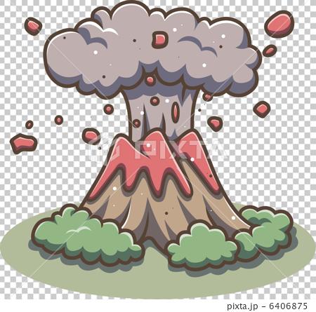 噴火 6406875