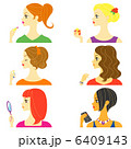 女性の横顔 6409143