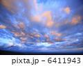 夕焼け 夕焼け雲 夕焼け空の写真 6411943