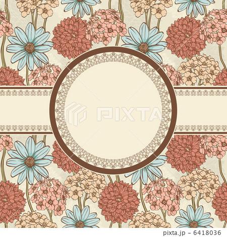 Floral background 6418036