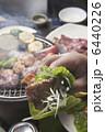 BBQ 網焼き ちしゃの写真 6440226