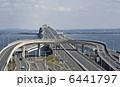 東京湾アクアライン パーキングエリア 人工島の写真 6441797
