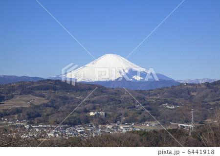 吾妻山公園より富士山 6441918