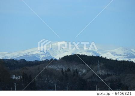 冬の栗駒山 6456821