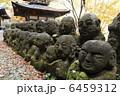 羅漢 仏像 石仏の写真 6459312