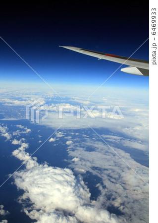 飛行機からの景色 6469933