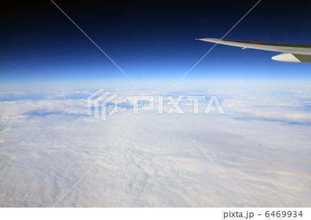 飛行機からの景色 6469934