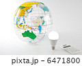 LED LED電球 電球の写真 6471800