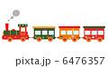 機関車 SL車 蒸気機関車のイラスト 6476357