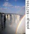 ビクトリアの滝 ビクトリアフォールズ ヴィクトリアフォールズの写真 6477494