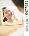 ビューティ 化粧 メイクの写真 6477931