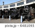C59 C53 梅小路蒸気機関車館の写真 6481093