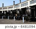SL 蒸気機関車 機関車の写真 6481094