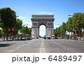 パリ凱旋門 6489497