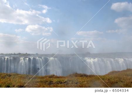 ビクトリアの滝 6504334