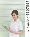 白衣 エステティック 看護師の写真 6507997