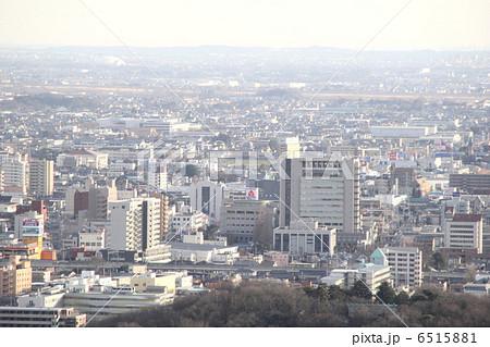 群馬県太田市街並み 6515881