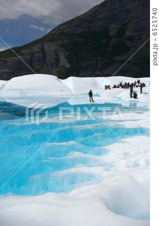 パタゴニアのペリトモレノ氷河でのアイストレッキング 6525740