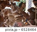 岸和田市 本町 だんじり 見送りの弁慶 彫刻 6528464
