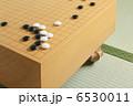 碁盤 碁 碁石の写真 6530011