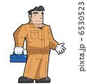 工場の作業員さん 6530523
