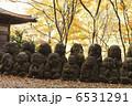 愛宕念仏寺 仏像 石仏の写真 6531291