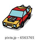 シンプルイラスト「車30 改造マシン」 6563765