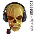 Golden Skull 6564403