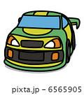 レーシングカー 車 自動車のイラスト 6565905