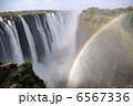 ビクトリアの滝 ヴィクトリアの滝 ビクトリアフォールズの写真 6567336