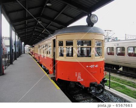 国鉄 キハ07 41号 九州鉄道記念館 保存車 6567663
