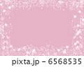 ハートと植物 6568535