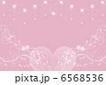 ハートと四葉のクローバー 6568536