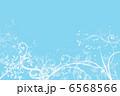 草木と蝶のバックグラウンド 6568566