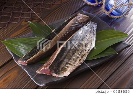 魚料理と切身 6583636