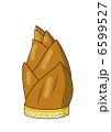 たけのこ 筍 竹の子のイラスト 6599527