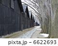 欅並木 山居倉庫 米蔵の写真 6622693
