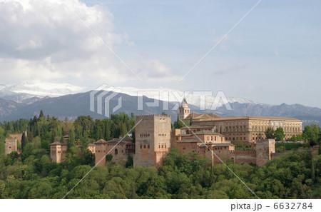 スペインのアルハンブラ宮殿 6632784