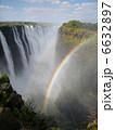 ビクトリアの滝 ヴィクトリアの滝 ビクトリアフォールズの写真 6632897