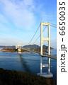 来島海峡 しまなみ海道 来島海峡大橋の写真 6650035
