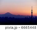 東京スカイツリー スカイツリー タワーの写真 6665448
